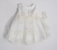 Kids Dream Taufkleid festliches Babykleid Liv ivory