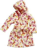 Kinder Bademantel Fleece Meerjungfrau