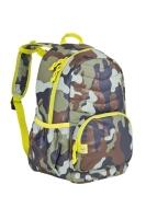 LÄSSIG Kinderrucksack Quilted Backpack Camo