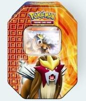 Pokemon Tin Box 18 Entei