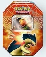 Pokemon Tin Box 14 Tornupto