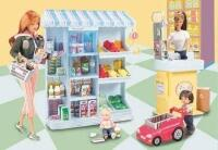 Mattel Barbie Happy Family Supermarkt