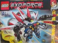 Lego 8106 Exo-Force Aero Booster