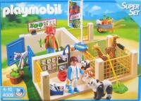 Playmobil 4009 Superset Zoo Pflegestation