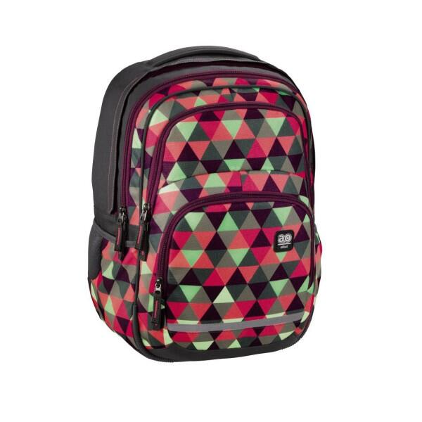 All Out Rucksack Blaby Happy Triangle