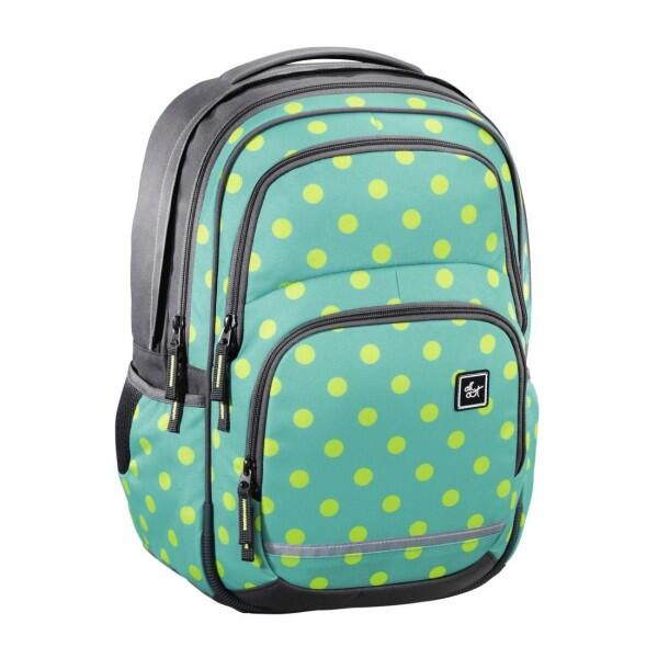 All Out Rucksack Blaby Mint Dots