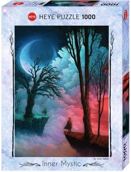 HEYE Puzzle 1000 Teile Andy Kehoe Worlds Apart